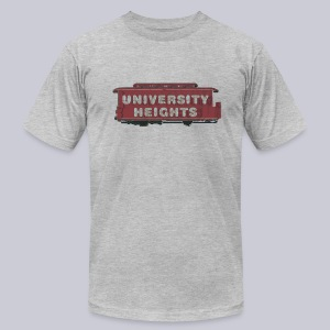 University Heights  - Men's T-Shirt by American Apparel