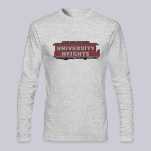 University Heights  - Men's Long Sleeve T-Shirt by Next Level