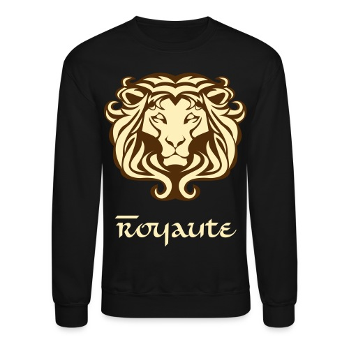 Royaute Lion Head - Crewneck Sweatshirt