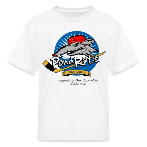Pondrats Legends on Kid's T  - Kids' T-Shirt