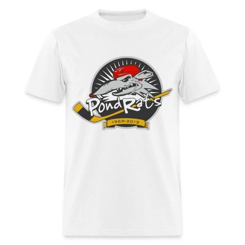 Red Rat Men's Std Weight T - Men's T-Shirt