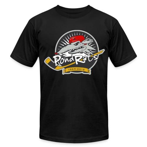 Red Rat American Apparel  T - Men's Fine Jersey T-Shirt