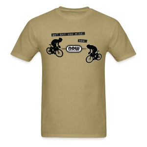Now Bikes T-Shirt - Men's T-Shirt