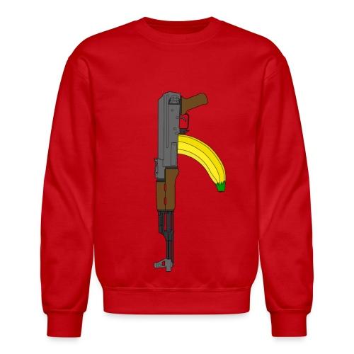 Ban-AK - Crewneck Sweatshirt