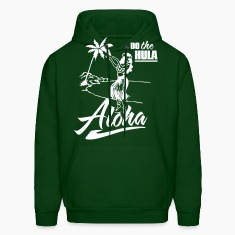 aloha - do the hula Hoodies