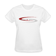 T-Shirts ~ Women's T-Shirt ~ compLexity Girls T-Shirt - White