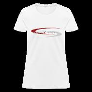 T-Shirts ~ Women's T-Shirt ~ compLexity Girls T-Shirt - White