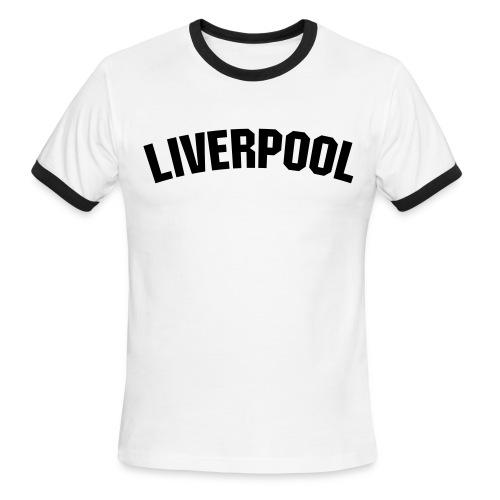 Liverpool T-Shirt - Men's Ringer T-Shirt
