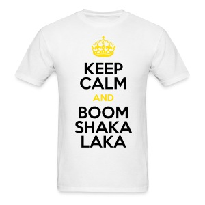 [BB] Keep Calm & Boom Shakalaka - Men's T-Shirt