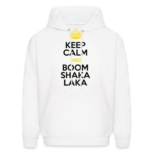 [BB] Keep Calm & Boom Shakalaka - Men's Hoodie