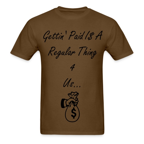 preVision Paid Tee - Men's T-Shirt