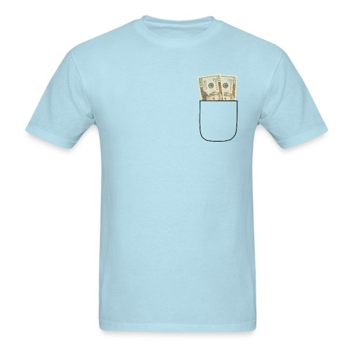 preVision Pocket Cash Tee - Men's T-Shirt