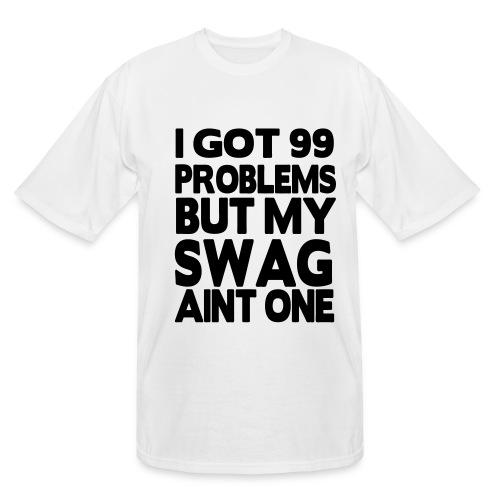 99 problems - Men's Tall T-Shirt