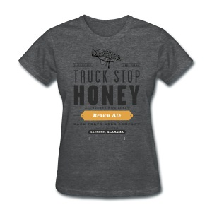 Women's Truck Stop Honey (front) T - Women's T-Shirt