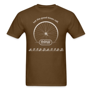 Let the Good Times Roll - Now Bikes T-Shirt - Men's T-Shirt