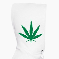 Pot Leaf HD VECTOR Hoodies