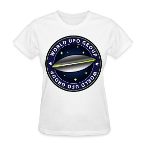 World UFO Group Shirt (Woman) - Women's T-Shirt