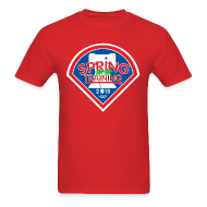 T-Shirts ~ Men's T-Shirt ~ Philly Spring Training Shirt 2013