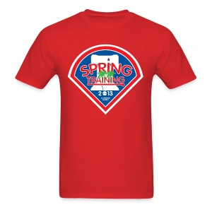 Philly Spring Training Shirt 2013 - Men's T-Shirt