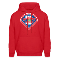 Hoodies ~ Men's Hoodie ~ Philly Spring Training SweatShirt 2013