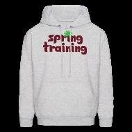Hoodies ~ Men's Hoodie ~ Philly Spring Training Hooded Sweatshirt V2