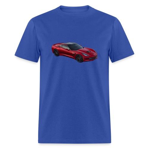 C7 Corvette Shirt  - Men's T-Shirt