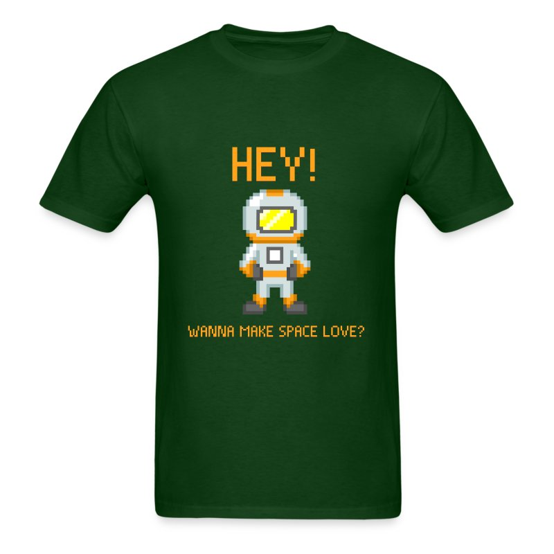 Space Love (Men) - Men's T-Shirt