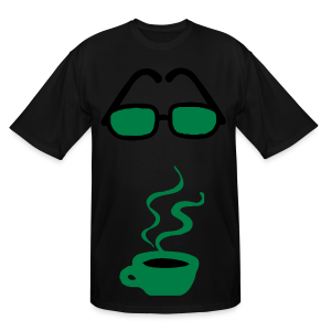 coffee please - Men's Tall T-Shirt