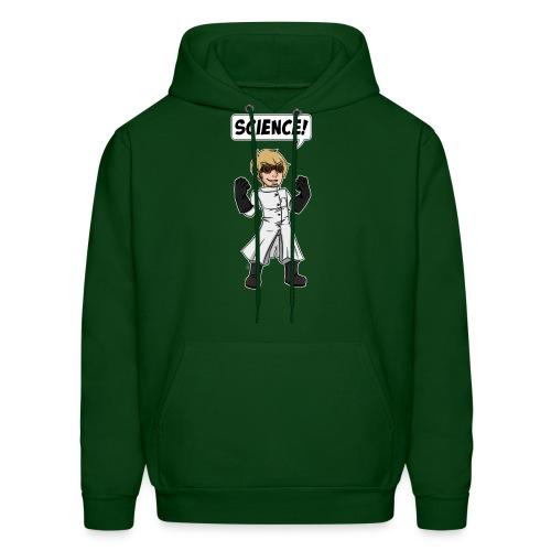 Men's Science Hoodie - Men's Hoodie