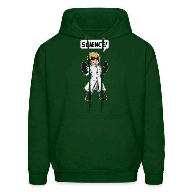 Men's Science Hoodie