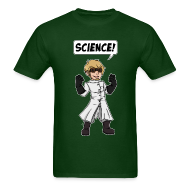 T-Shirts ~ Men's T-Shirt ~ Men's Science Tee