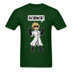 Men's Science Tee - Men's T-Shirt