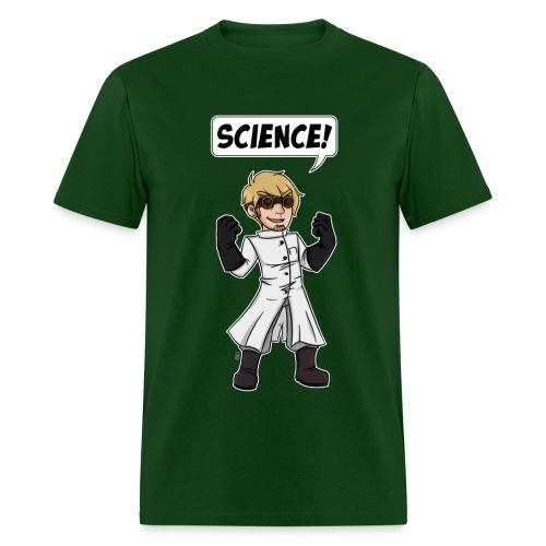 Men's Science Tee - Men's T-Shirt