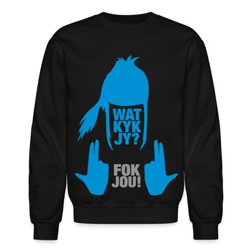 Wat Kyk Jy? Crew 1 - Crewneck Sweatshirt
