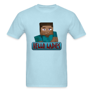 T-Shirts ~ Men's T-Shirt ~ Hello Ladies - Mens T-Shirt