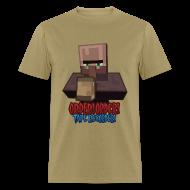 T-Shirts ~ Men's T-Shirt ~ Order! Order! Tape Recorder -Mens