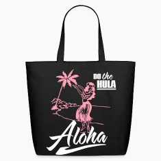 aloha - do the hula Bags