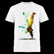 T-Shirts ~ Men's T-Shirt ~ Break Dancer