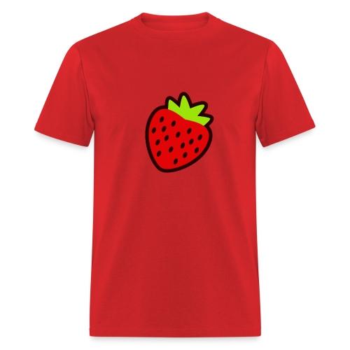 Strawberry Standard - Men's T-Shirt