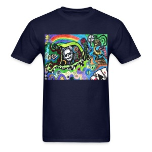 Dank t-shirt by @dankraven420 - Men's T-Shirt
