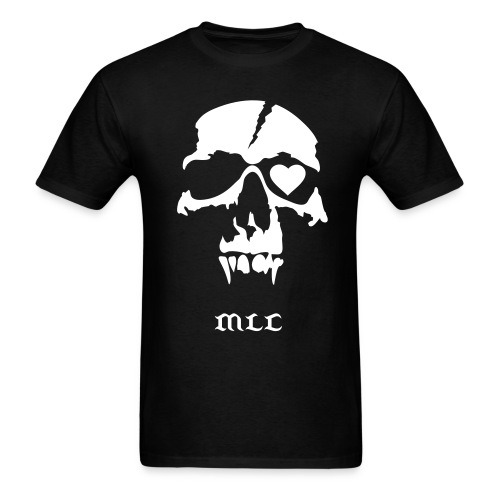 Pirate Skull White - Men's T-Shirt