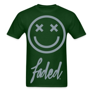 I'm Faded [metallic silver] - Men's T-Shirt