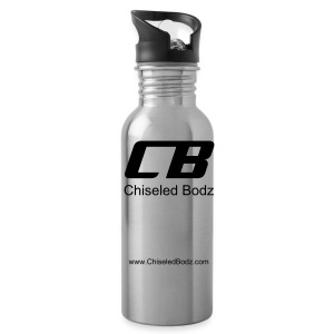 Chiseled Bodz Water Bottle - Water Bottle