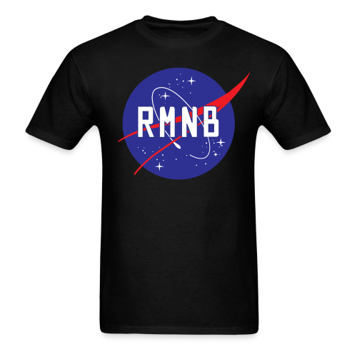 RMNB Space Logo Men's T-Shirt - Men's T-Shirt