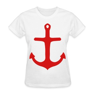 Anchor tee - Women's T-Shirt