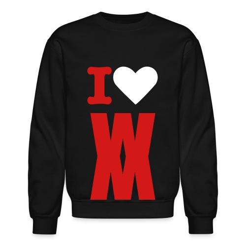 I Heart Winning Music - Crewneck Sweatshirt