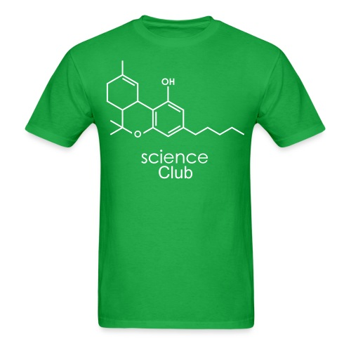 Science Club Shirt - Men's T-Shirt