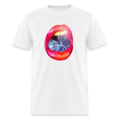Gold Kiss - Men's T-Shirt