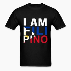 I AM FILIPINO (White) T-Shirts