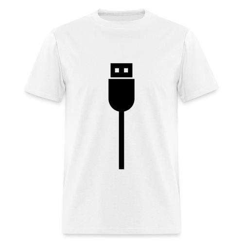 Men's USB T-Shirt  - Men's T-Shirt